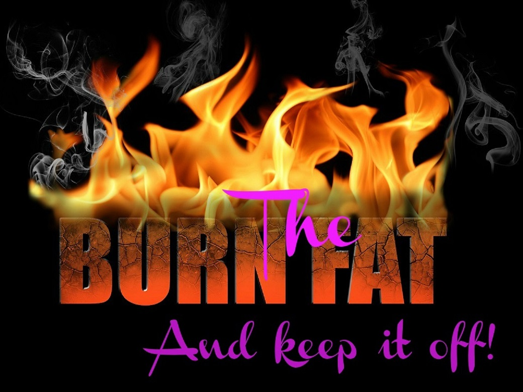 Burn The Fat And Keep It Off : An all natural, 3-stage, weigh loss plan, that works.