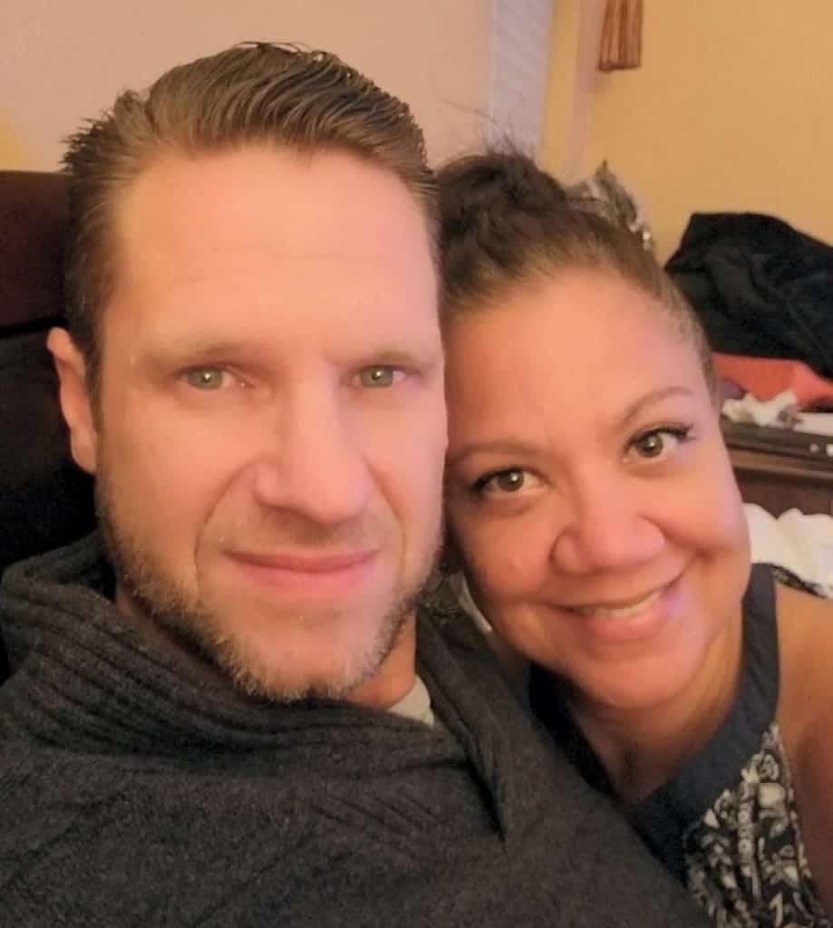 Blossoming Widow - Jeremy & I