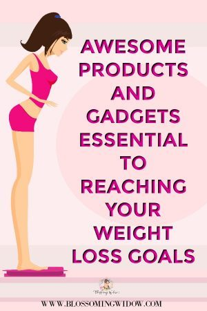 AMAZING PRODUCTS ESSENTIAL TO REACHING WEIGHT LOSS GOALS :