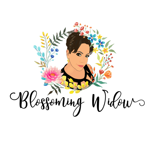 Blossoming Widow
