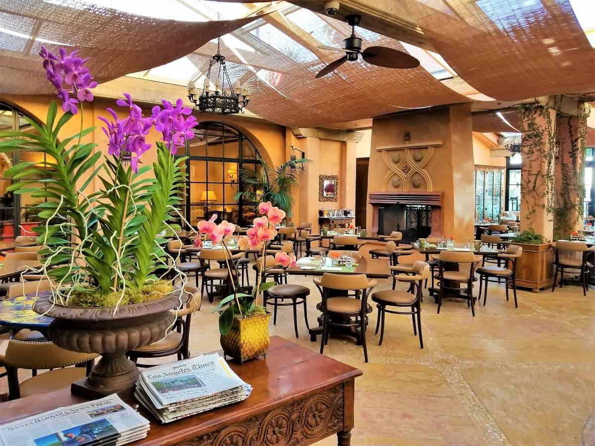 Biltmore Four Seasons Resort restaurant