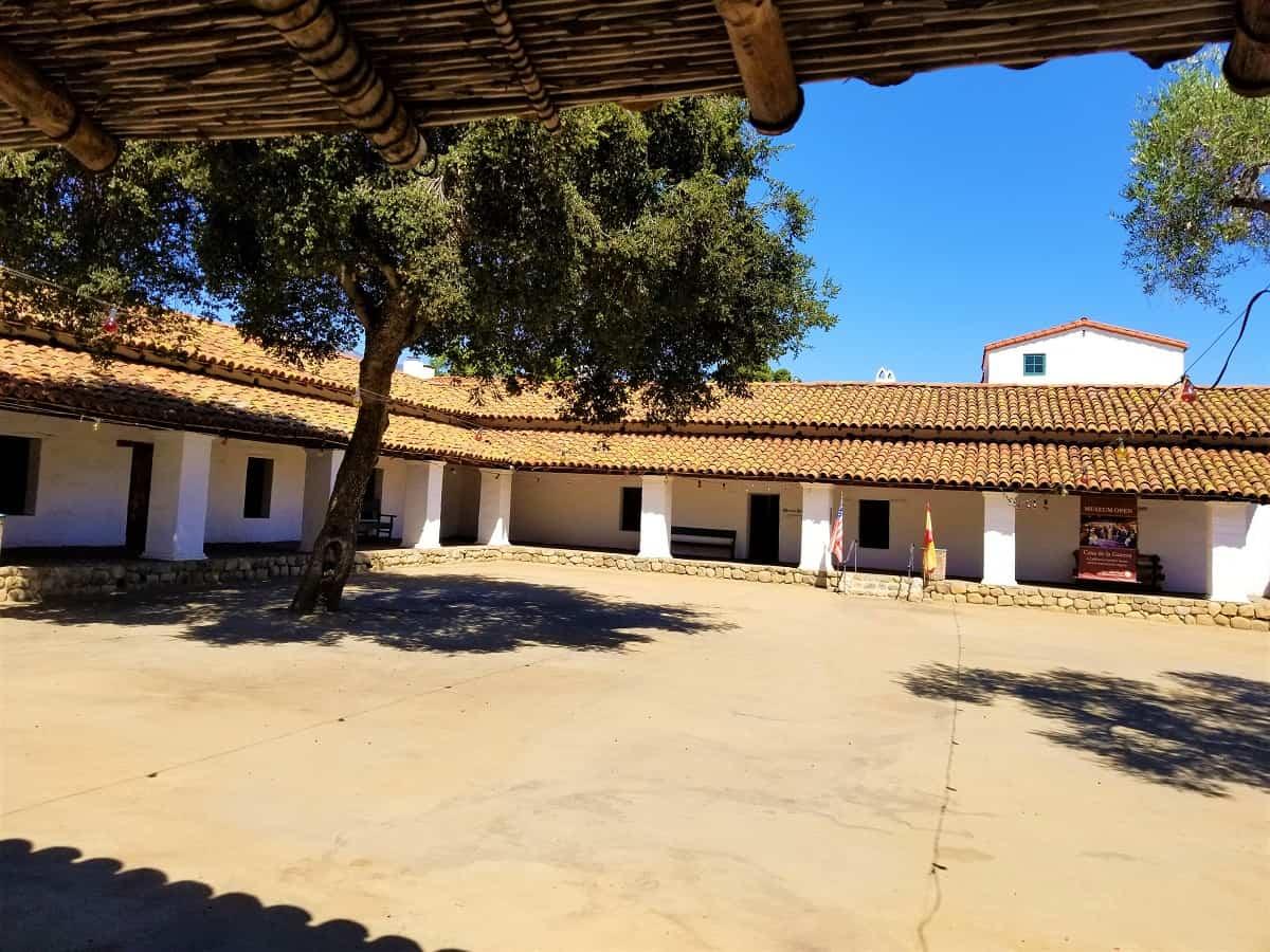 Historic Presidio neighborhood