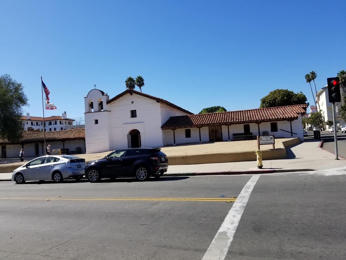 Red Tile Historic Presidio neighborhood