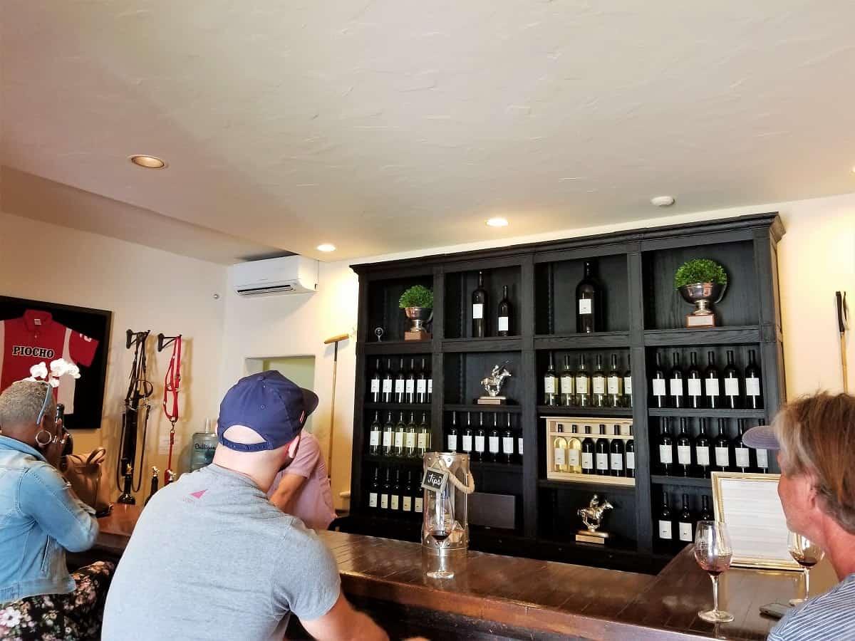 Happy Canyon Vineyard winery