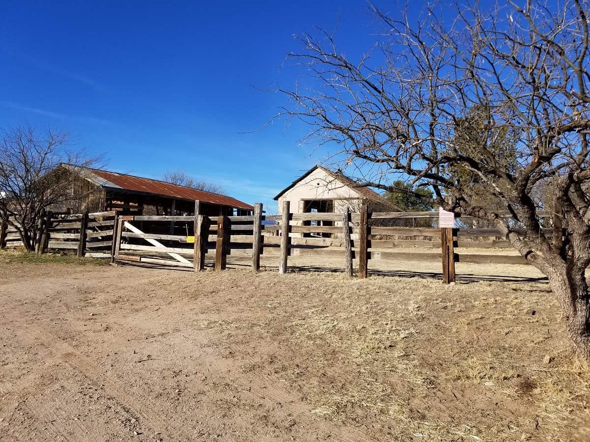 Empire Ranch Stalls