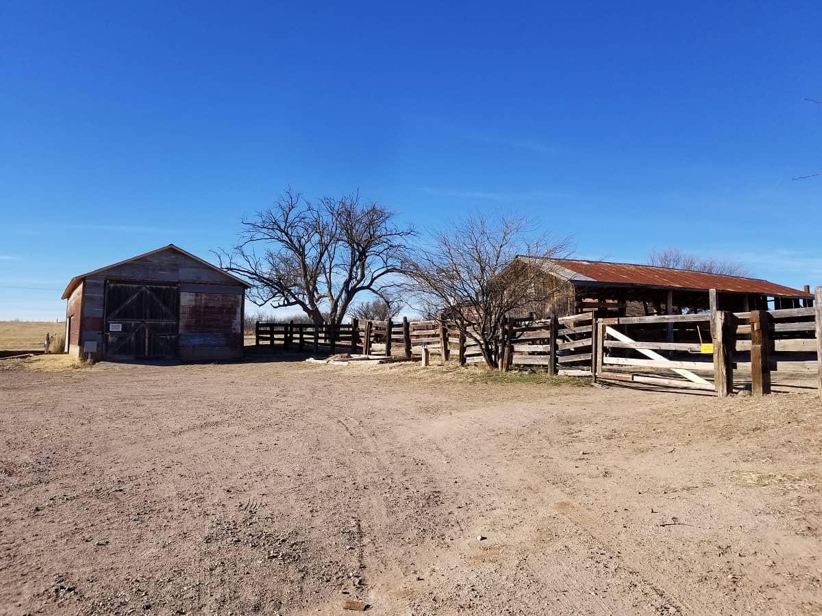 Empire Ranch buildings