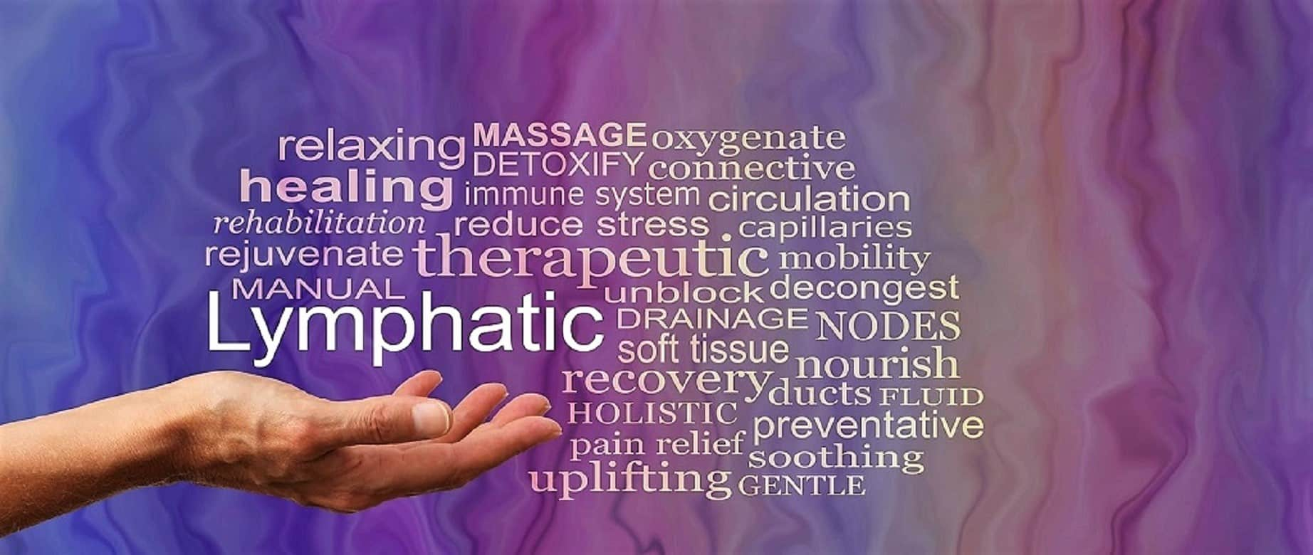 Manual lymphatic massage