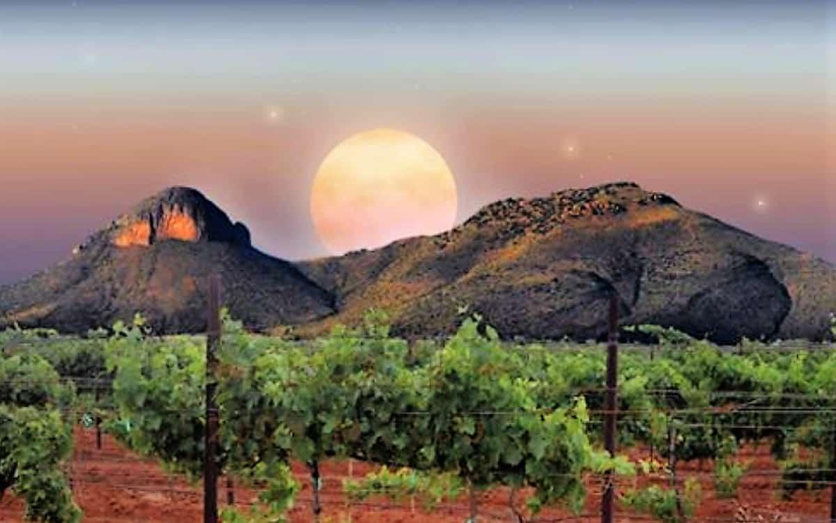 Rancho Rossa Winery in Sonoita