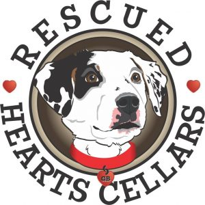 Ranco Rossa Vineyard and Rescued Hearts Cellars Logo