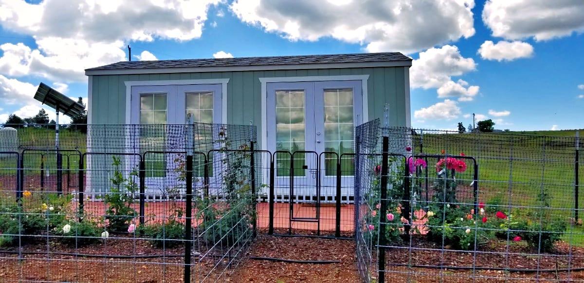 Off grid cottage in Sonoita
