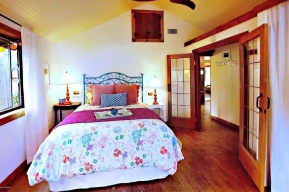 The Mudd Houzz bedroom
