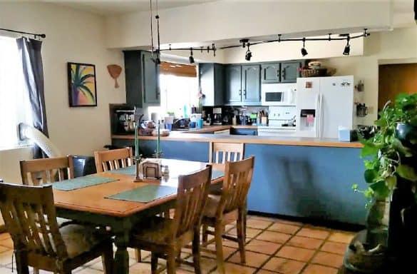 The Oasis in Sonoita kitchen