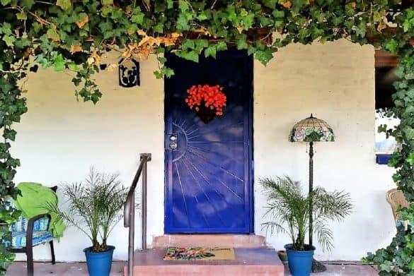 The Oasis in Sonoita entrance