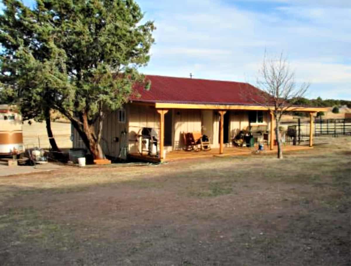 Xanadu Ranch bunkhouse
