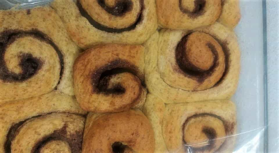 Recipe For Low Carb Bread With Yeast Cinnamon rolls