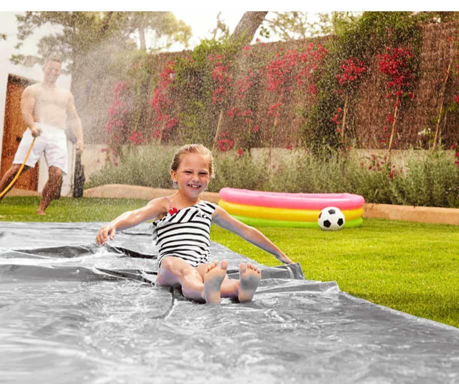 Fun indoor and backyard activities
